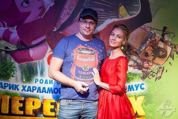Харламов и Асмус стали енотами - All Comedy
